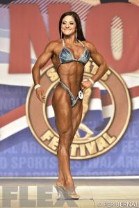 Rebecca Sizemore - Fitness - 2017 Arnold Classic