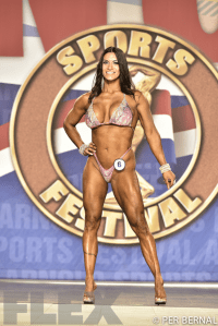 Marta Aguiar - Fitness - 2017 Arnold Classic