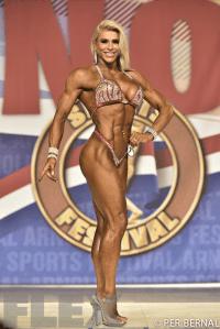 Regiane Da Silva - Fitness - 2017 Arnold Classic