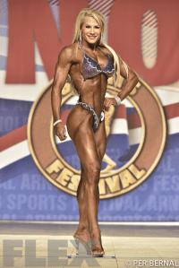 Whitney Jones - Fitness - 2017 Arnold Classic