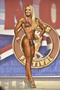 Kristine Duba - Fitness - 2017 Arnold Classic