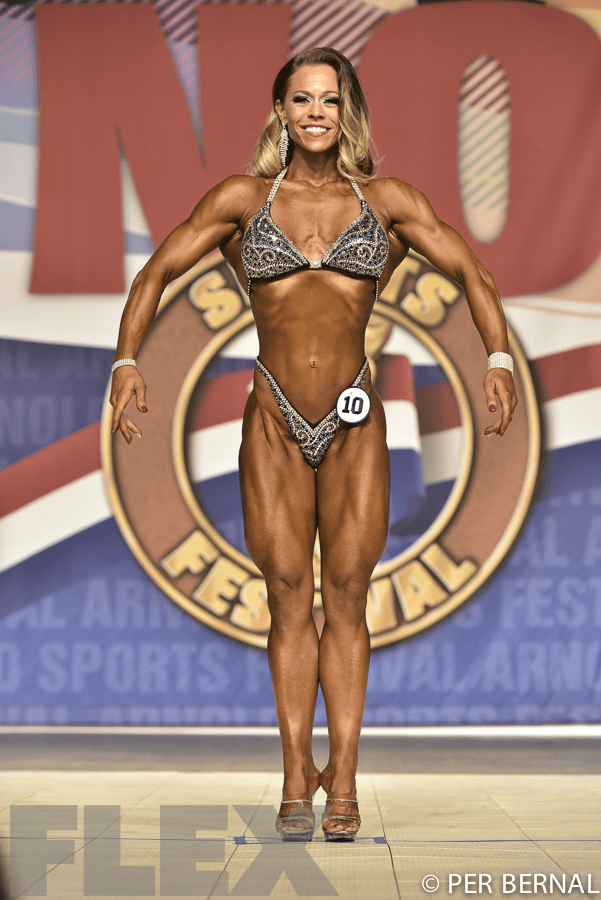 Bethany Wagner - Fitness - 2017 Arnold Classic