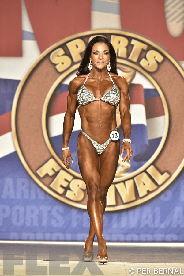 Fiona Harris - Fitness - 2017 Arnold Classic