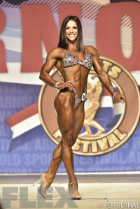 Oksana Grishina - Fitness - 2017 Arnold Classic