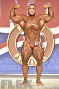 Jose Raymond - 212 Bodybuilding - 2017 Arnold Classic