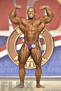 David Henry - 212 Bodybuilding - 2017 Arnold Classic