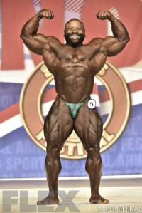 Charles Dixon - 212 Bodybuilding - 2017 Arnold Classic