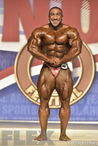Ahmad Ashkanani - 212 Bodybuilding - 2017 Arnold Classic