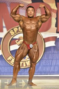 Kyung Won Kang - 212 Bodybuilding - 2017 Arnold Classic