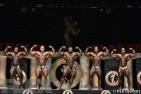 Open Bodybuilding Comparisons - 2017 Arnold Classic