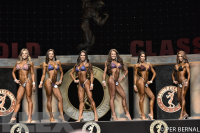 Bikini Comparisons - 2017 Arnold Classic