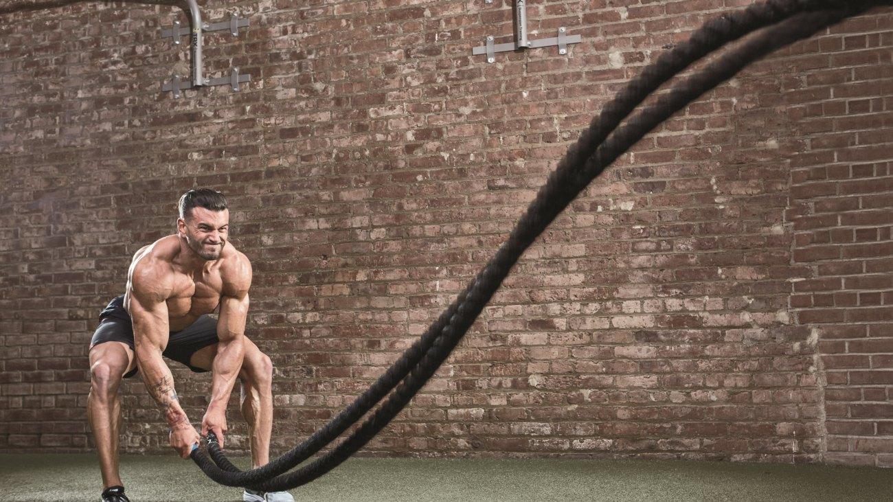 RHC2017 Part 1 Workout