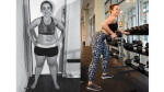 Woman loses 52 pounds in less than a year.