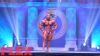 2017 Arnold Classic 212 Posing Routine: Guy Cisternino