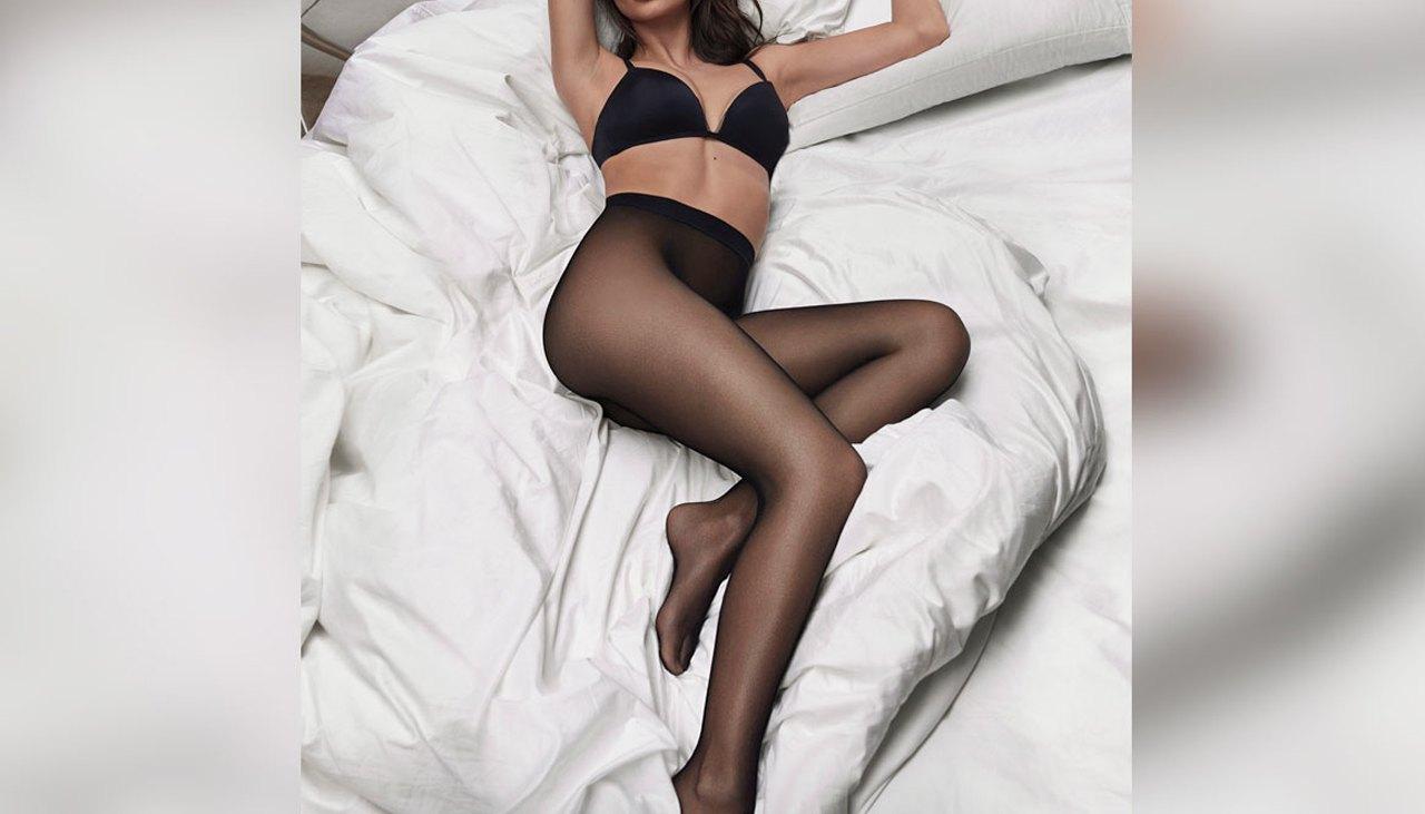 Photos: Emily Ratajkowski stars in seductive lingerie campaign for DKNY