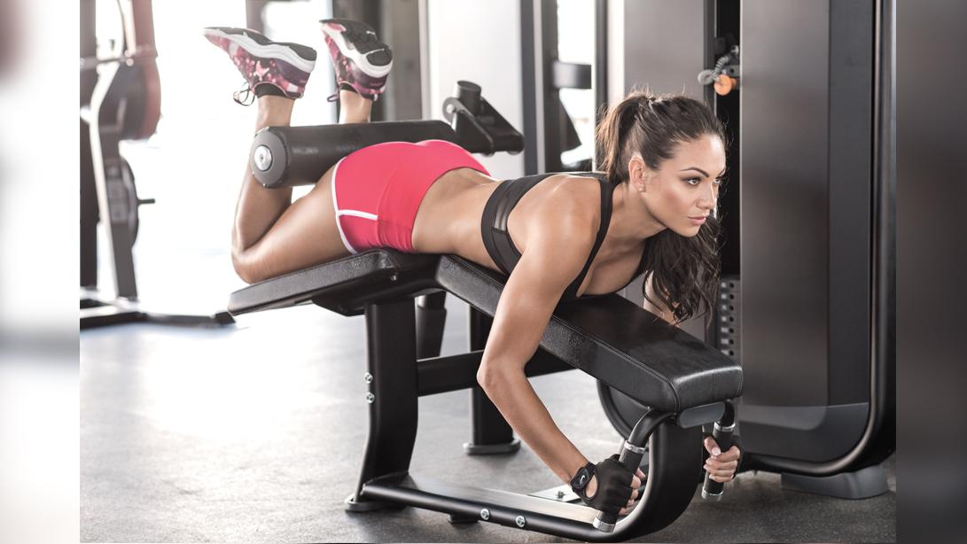 IFBB Pro Janet Layug's Leg Day Workout