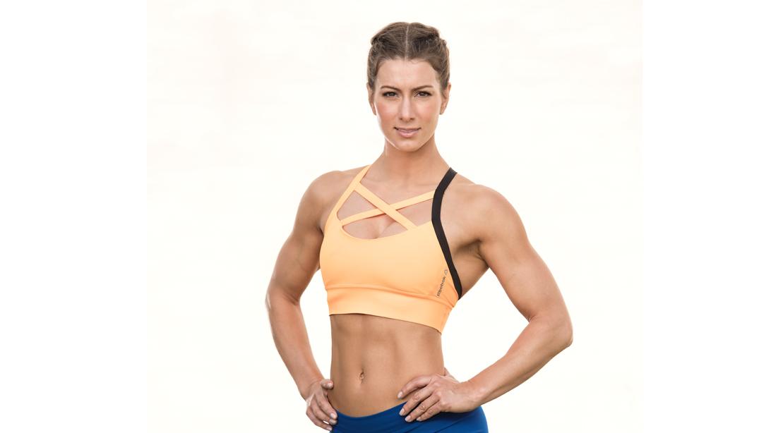 Jen Widerstrom workout