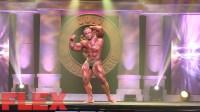 2017 Arnold Classic 212 Posing Routine: Jose Raymond