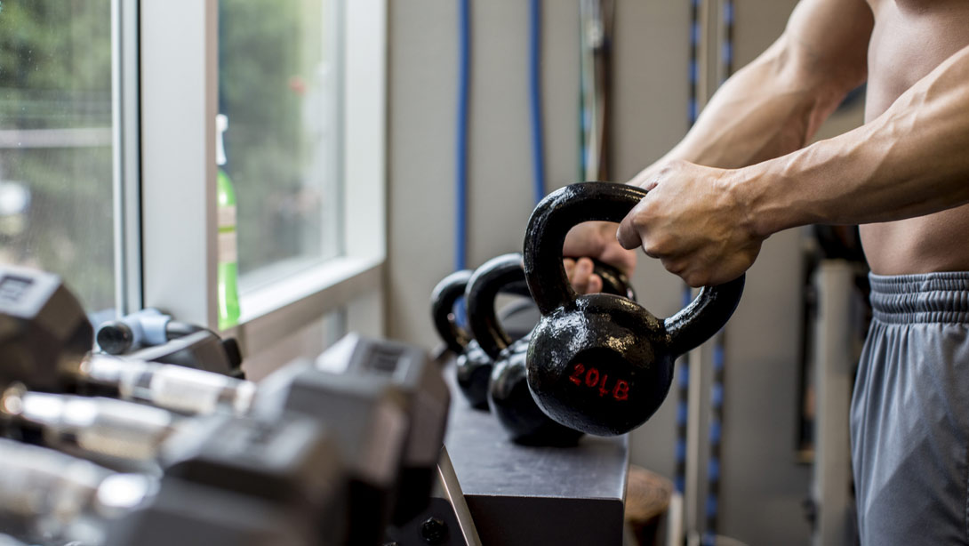 8 Kettlebell Exercises to Add Upper-Body Muscle | Muscle & Fitness