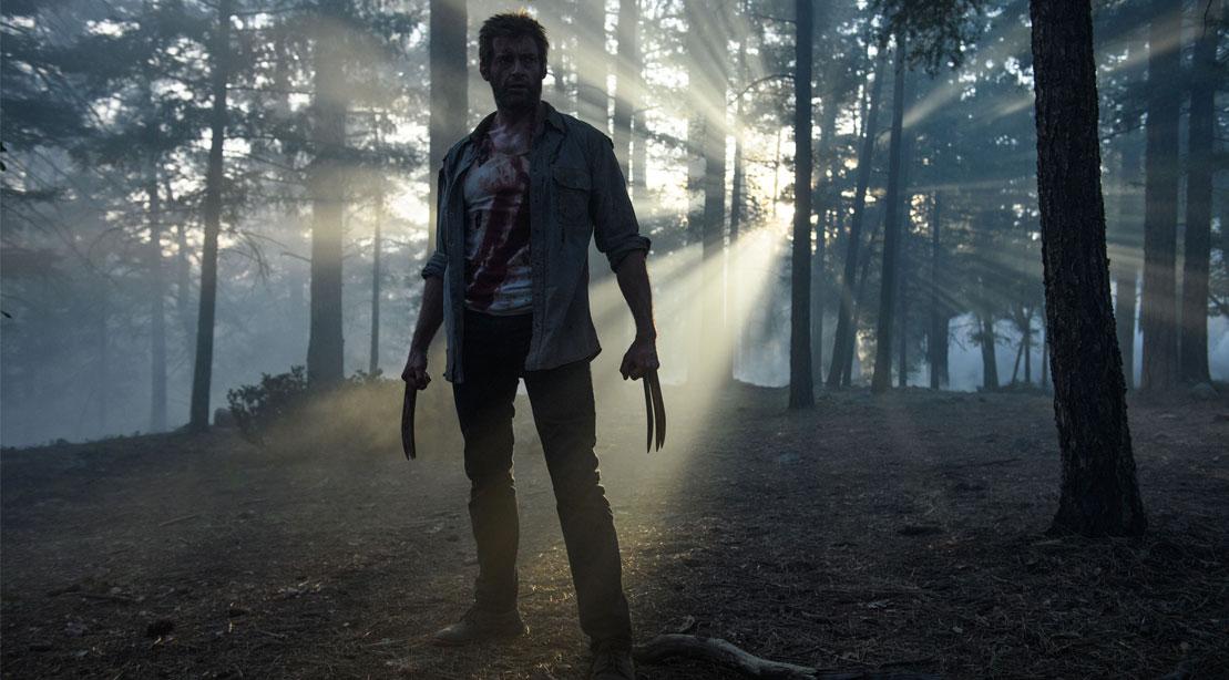 Hugh Jackman stars as Wolverine
