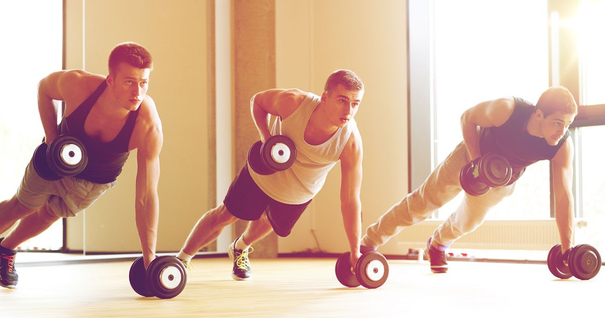The 15-minute full-body HIIT workout to burn fat   Muscle & Fitness