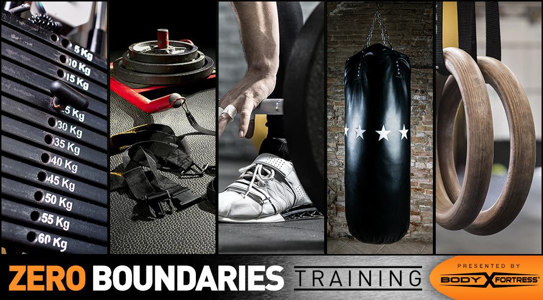 Zero Boundaries Training