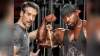 A Machine Workout for Behemoth Biceps
