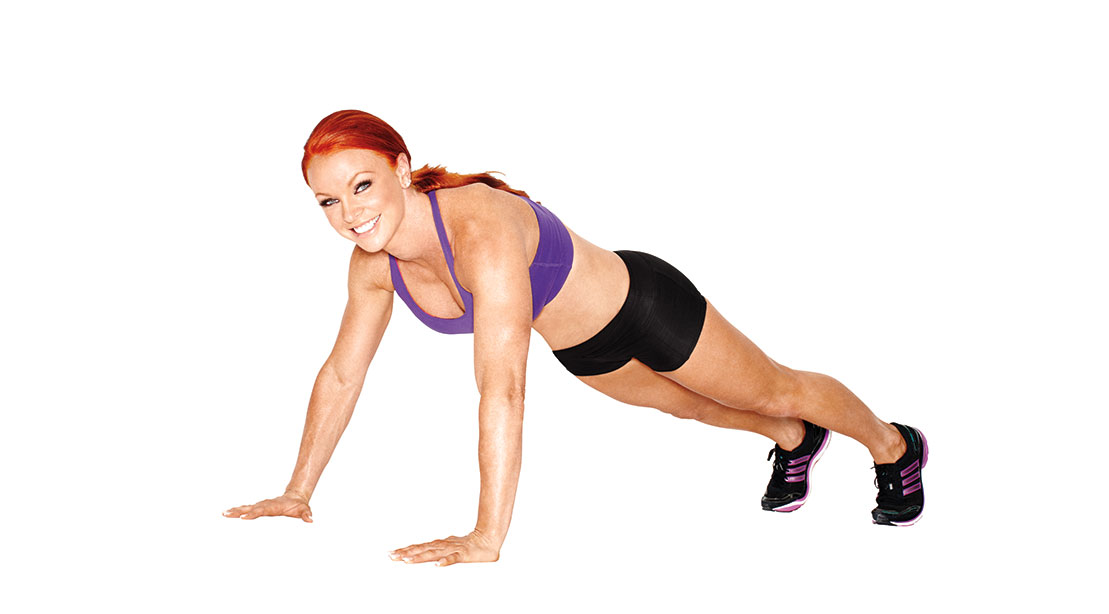 6 Moves For A Sexy Upper Body