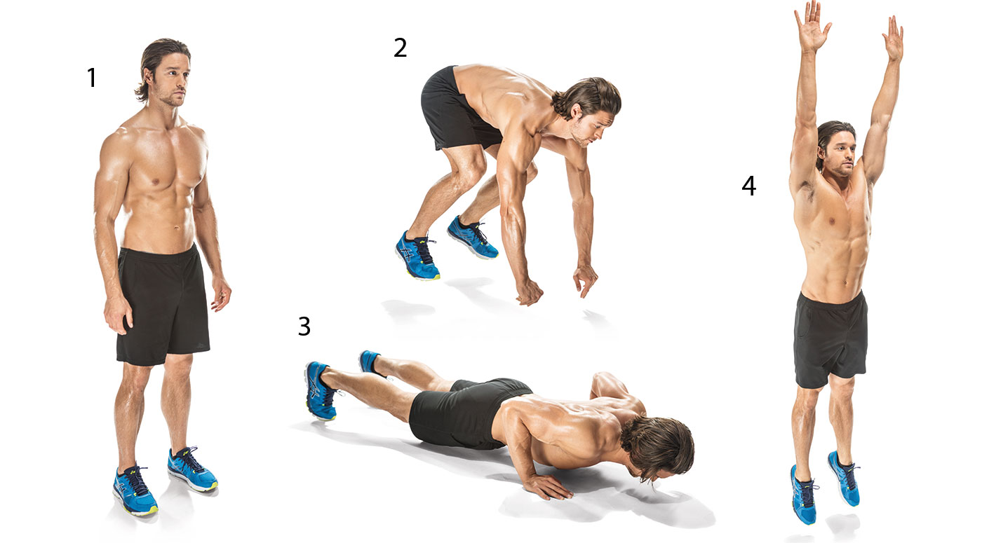 How to Do Burpees with Perfect Form | Muscle & Fitness