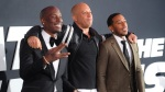 Cast of Fast and Furious