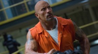 Dwayne Johnson In Fate Of The Furious Movie