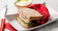Turkey Sandwich With Avocado