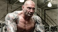 November M&F Cover Star Dave Bautista Ties the Knot!