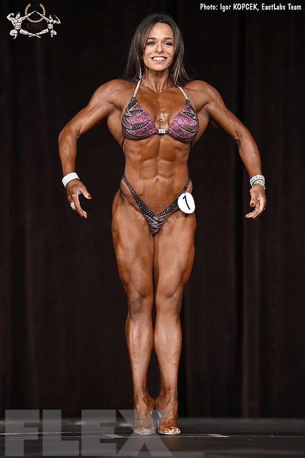 Veronica Gallego Garcia - Figure - 2017 Ostrava Pro