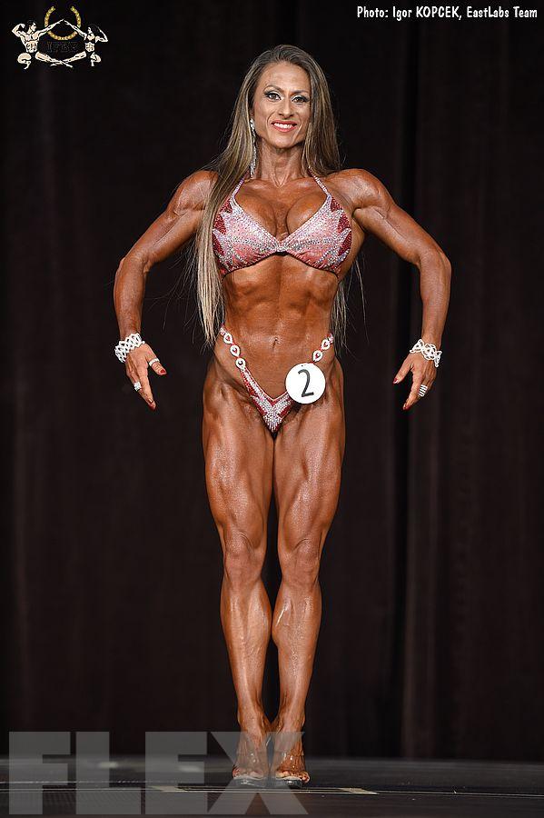 Maria Garcia - Figure - 2017 Ostrava Pro