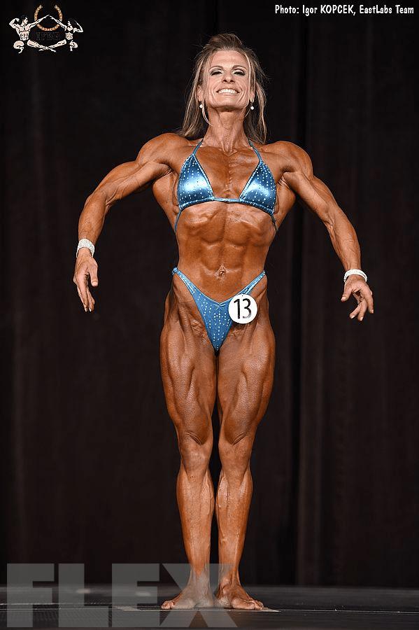 Jana Stockelova - Women's Physique - 2017 Ostrava Pro