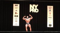 George Peterson - 2nd Place Classic Physique 2017 NY Pro