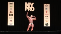Luis Rodriguez - 4th Place Open Bodybuilding 2017 NY Pro