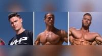 MHP Athletes Chris Hogan, Marc Megna, and Chris Bumstead