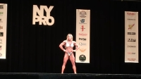 Margita Zamolova - 3rd Place Women's Physique 2017 NY Pro