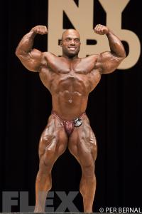Jonathan Delarosa - Open Bodybuilding - 2017 NY Pro