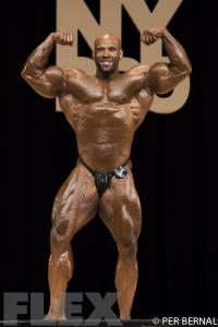 Juan Morel - Open Bodybuilding - 2017 NY Pro