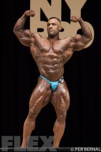 Luis Rodriguez - Open Bodybuilding - 2017 NY Pro