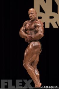 Derek Upshaw - Open Bodybuilding - 2017 NY Pro