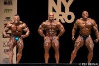 Open Bodybuilding Comparisons - 2017 NY Pro