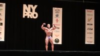 Shaun Clarida - 2nd Place 212 Bodybuilding 2017 NY Pro