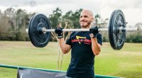 Mark Chavarria Barbell Workout
