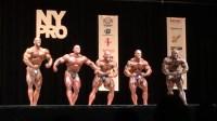 2017 NY Pro Open Bodybuilding Final Posedown & Awards