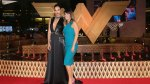 Patty Jenkins & Gal Gadot at the Mexico City Premier of 'Wonder Woman'