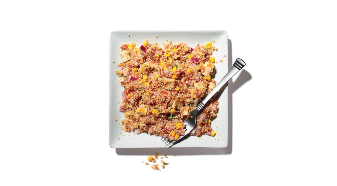 Spicy Quinoa Chicken